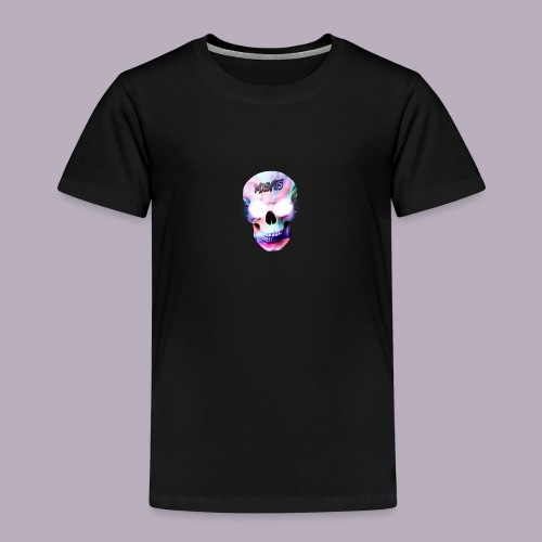 mxsfits skull logo - Kids' Premium T-Shirt