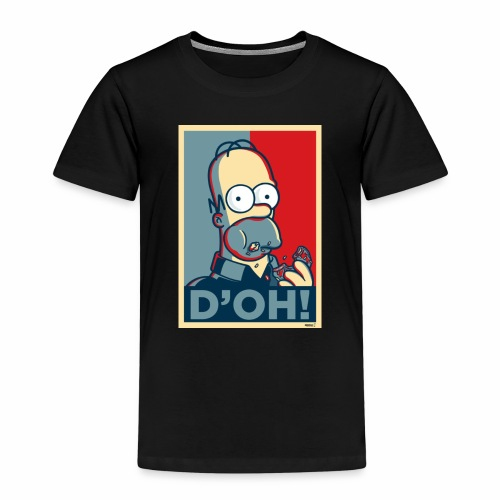 Homer Donuts - T-shirt Premium Enfant