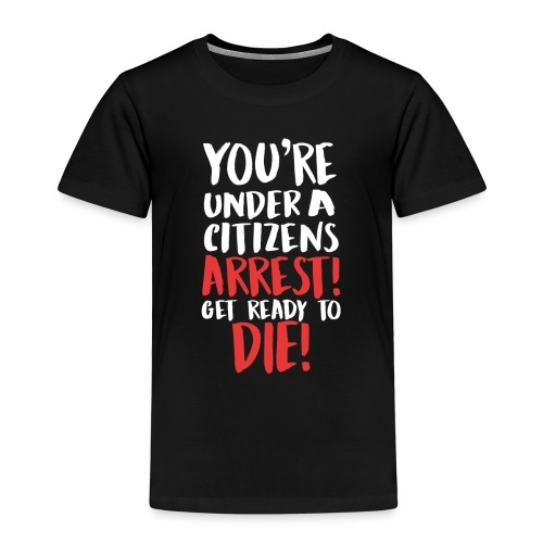 The Fergus Beeley - Kids' Premium T-Shirt