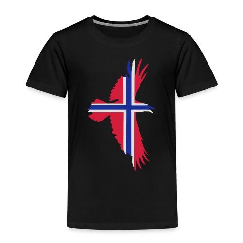 hrafnflag3 - Kids' Premium T-Shirt