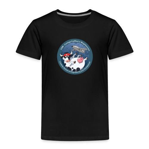 COW Logo - Kids' Premium T-Shirt
