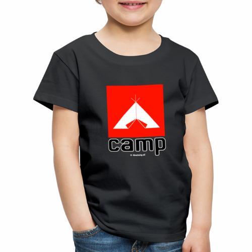 Camp - Kinderen Premium T-shirt