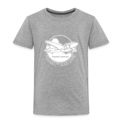 Daisy Clouds 2 - Premium-T-shirt barn