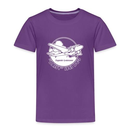 Daisy Clouds 2 - Premium-T-shirt barn