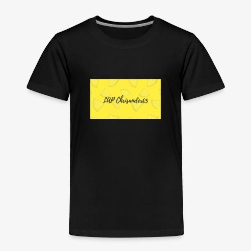 LAPchrisander05 - Premium T-skjorte for barn