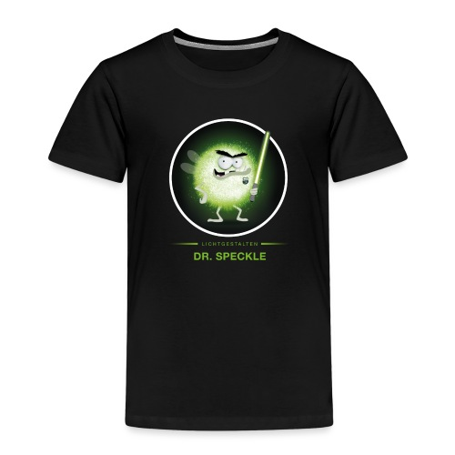 Dr. Speckle - Kinder Premium T-Shirt