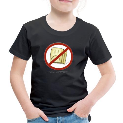 No Squares - Kinder Premium T-Shirt