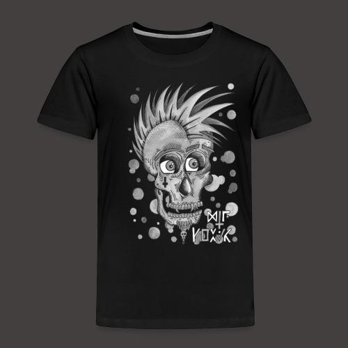 Autoportrait Noir et Blanc - T-shirt Premium Enfant