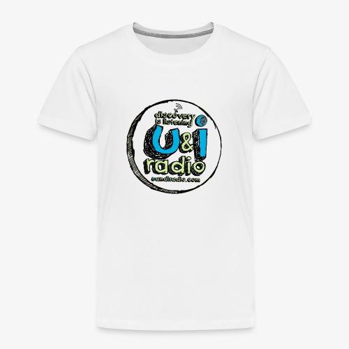 U & I Logo - Kids' Premium T-Shirt