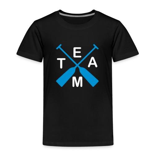 Drachenboot Team 2c - Kinder Premium T-Shirt