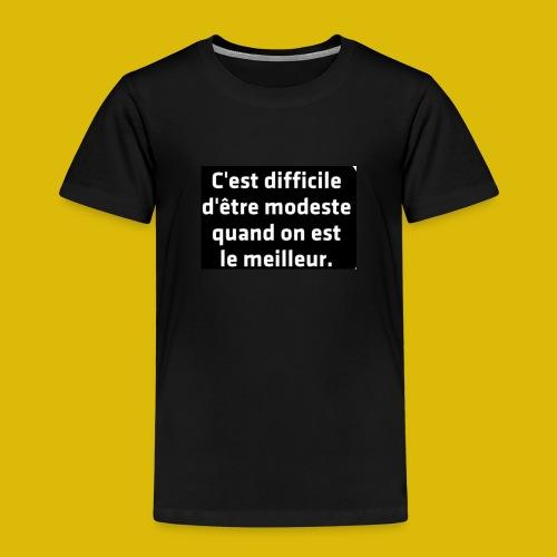 PAR FEE - T-shirt Premium Enfant