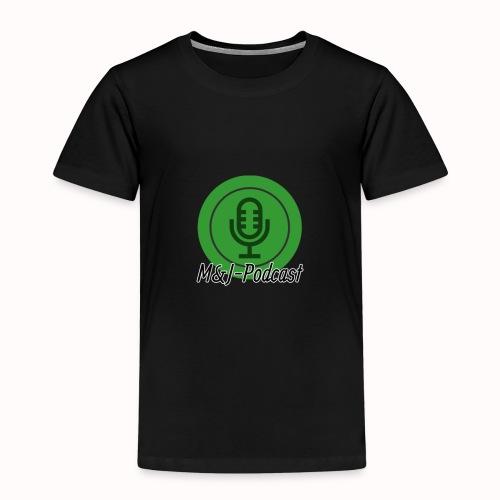 Michael & Jesper - Podcast (Premium) - Børne premium T-shirt
