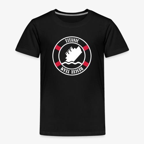 Titanic Rescue Team (Farbe) - Kinder Premium T-Shirt