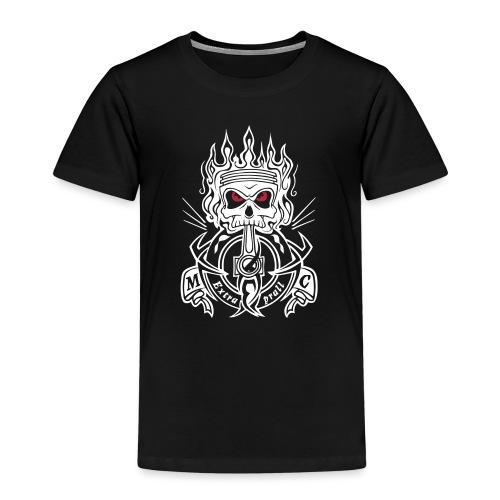 MCExtraprall_Skull - Kinder Premium T-Shirt