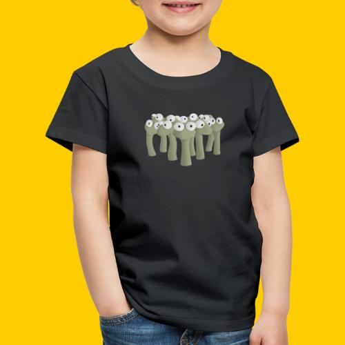 Worm gathering - Premium-T-shirt barn