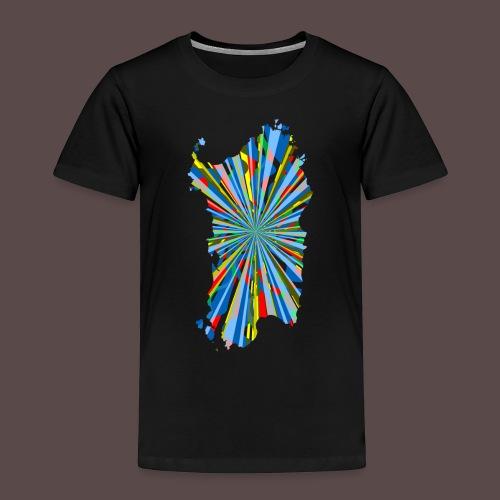Sardegna Esplosione di Colori - Maglietta Premium per bambini