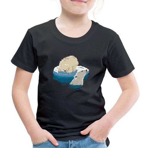 Polar bears - Kids' Premium T-Shirt