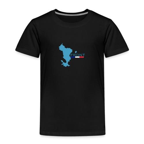 FRONT -1 - T-shirt Premium Enfant