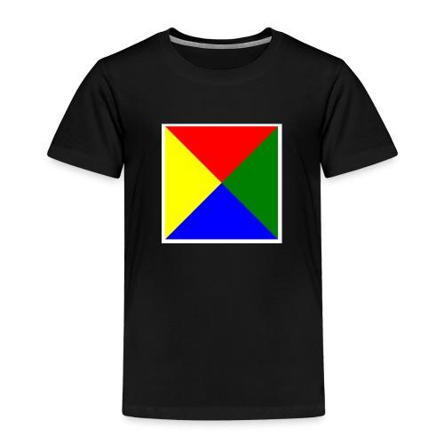 Bilde passord jpg - Premium T-skjorte for barn