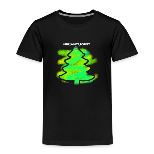 @THE_WHITE_FOREST KOLLEKTION - Kinder Premium T-Shirt
