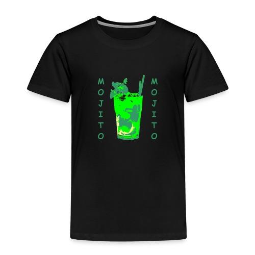 Mojito bicchiere colorato - Maglietta Premium per bambini
