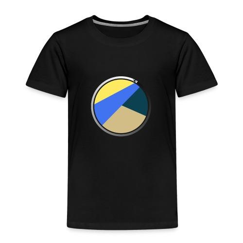 Travel Life 5.png - Premium T-skjorte for barn