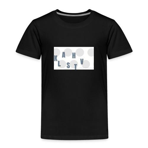 KLASHTV - Premium-T-shirt barn