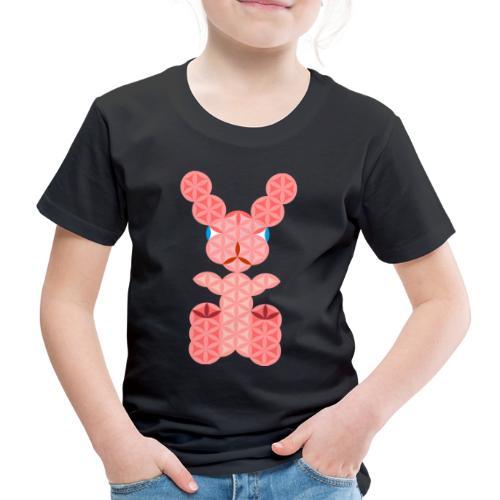 The Rabbit Of Life - Sacred Animals - Kids' Premium T-Shirt