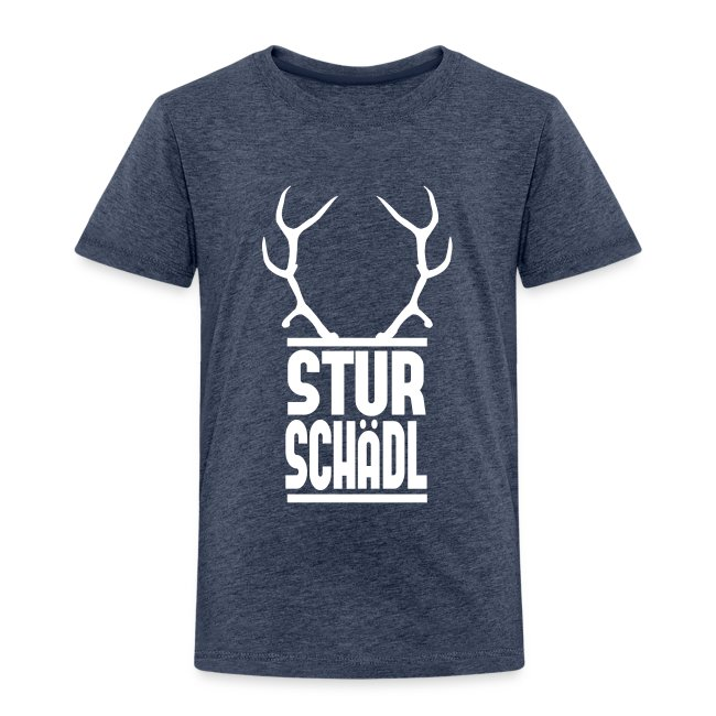 Vorschau: Sturschädl - Kinder Premium T-Shirt