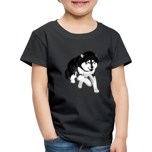 NolleDK - Børne premium T-shirt