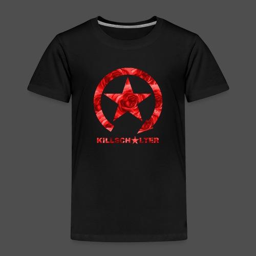 KILLSCHALTER Logo Roses - Koszulka dziecięca Premium