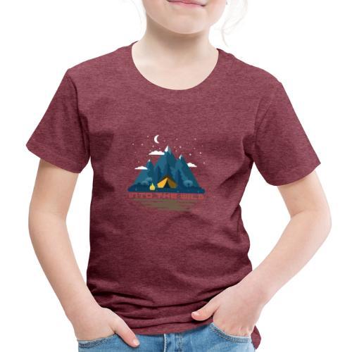 Into the wild - T-shirt Premium Enfant