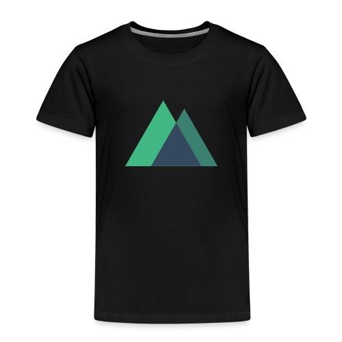 Mountain Logo - Kids' Premium T-Shirt