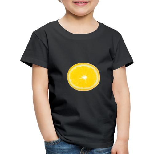 Orange - Kinder Premium T-Shirt