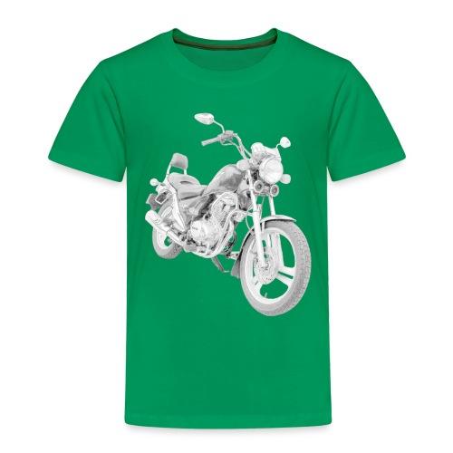 Daelim VS, Zeichnung von vorne rechts - Kinder Premium T-Shirt