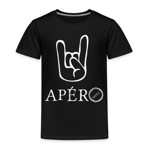 rock and apéro - T-shirt Premium Enfant