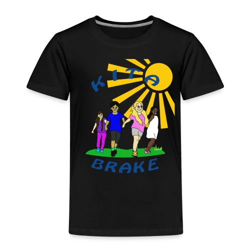 Kita_Shirt - Kinder Premium T-Shirt
