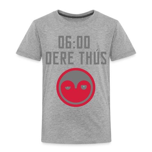 6 oere tus - wit - Kinderen Premium T-shirt