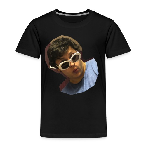 Handsome Person on Clothing - Kinder Premium T-Shirt
