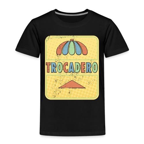 The king of golden soda - Premium-T-shirt barn