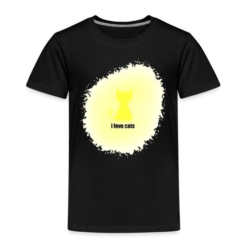 Sand cat - Kids' Premium T-Shirt