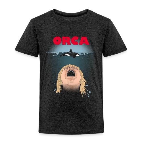 Orca - Børne premium T-shirt
