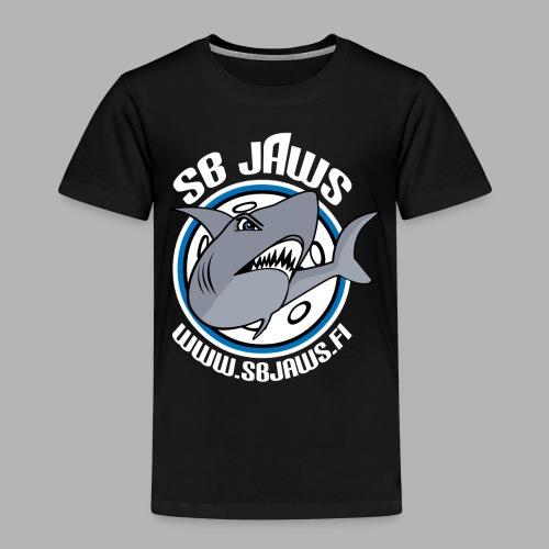 SB JAWS - Lasten premium t-paita