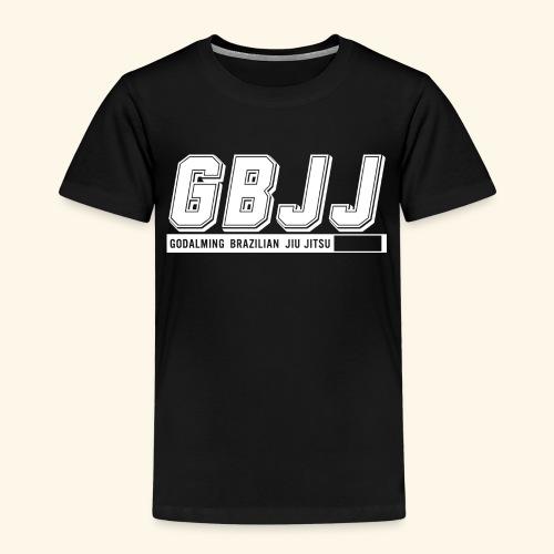 GBJJlogo3b - Kids' Premium T-Shirt