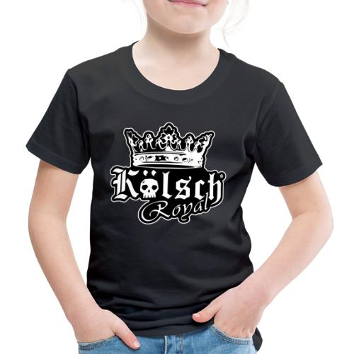 Kölsch Royal - Kinder Premium T-Shirt