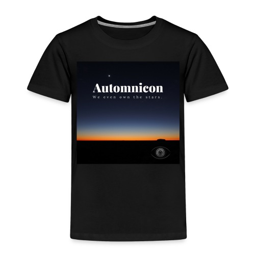 Automnicon. We even own the stars. - Kids' Premium T-Shirt