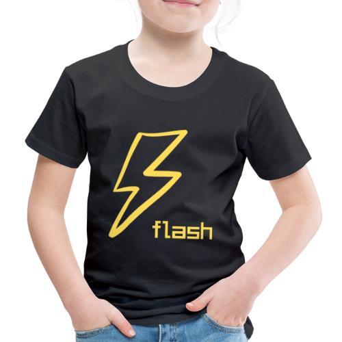 Flash - Børne premium T-shirt