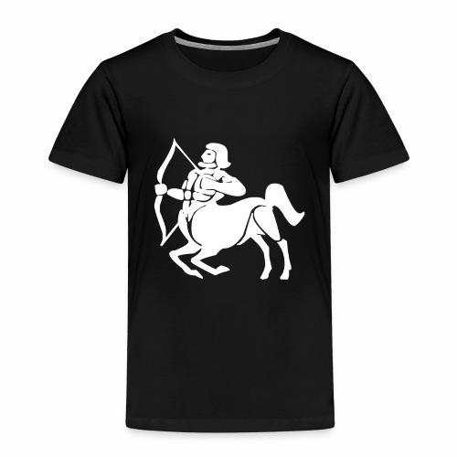 Das beste Sternzeichen ist der Schütze - Kinder Premium T-Shirt