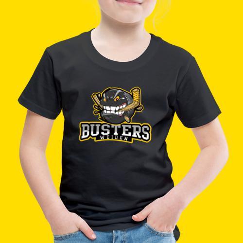 Busters Fun Shirt - ANGRY PUCK - Kinder Premium T-Shirt