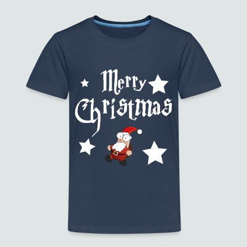 Merry Christmas - Ugly Christmas Sweater - Kinder Premium T-Shirt